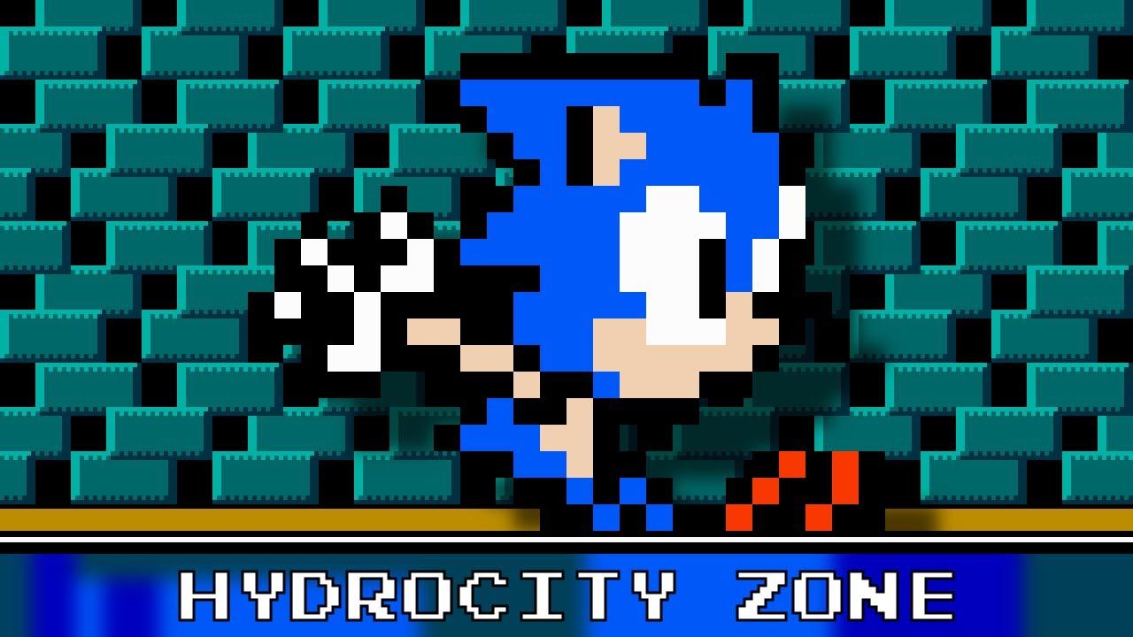 Hydrocity Zone Act 2 8 Bit Remix - Sonic Mania - Bulby