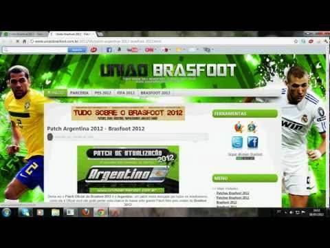 2012 BAIXAR PATCHES BRASFOOT COM