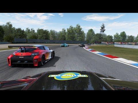 Project CARS Online Race 106 Brno Renault Megane Trophy V6 Onboard