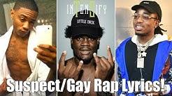 10 SUSPECT Rap Lyrics of Our Generation