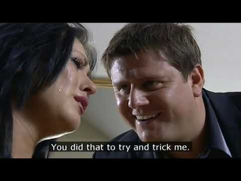BBC - Pobol Y Cwm (Danni Kidnap Episode) - Robert Stone Actor