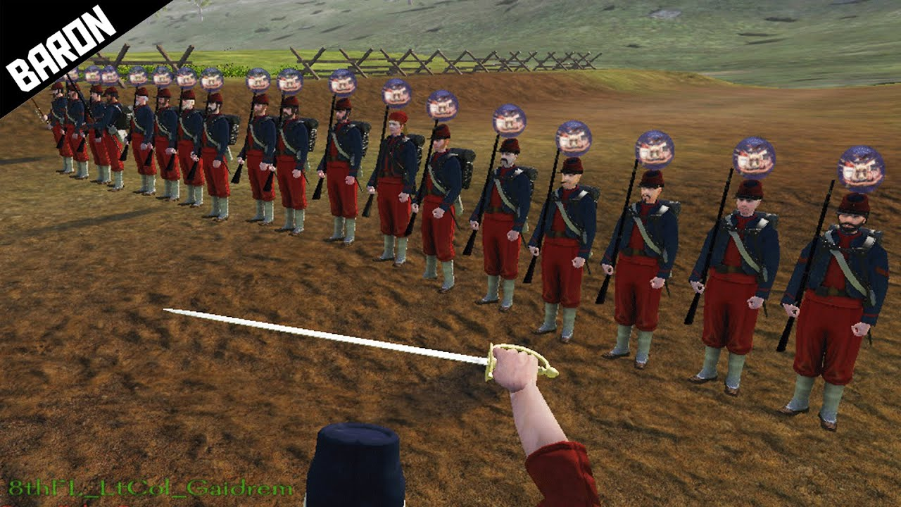 napoleon total war anglo zulu mod download