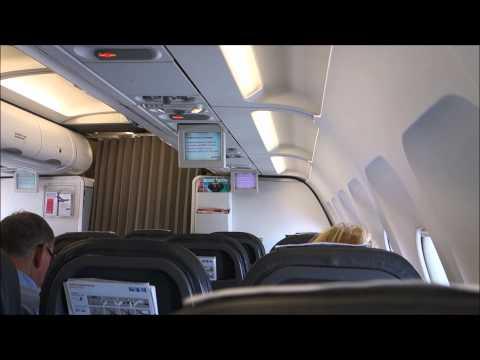 Flight Report | Swiss Airbus A319 Business Class Copenhagen to Geneva