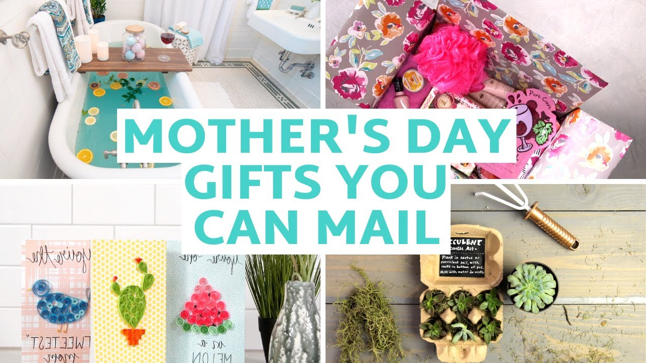 Mother S Day Gifts You Can Mail Youtube