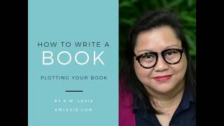 How to write a book part 2: Plotting and Pantsing