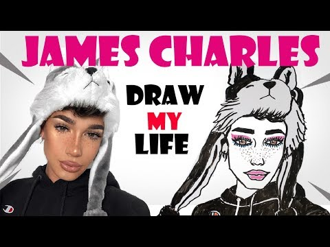 Draw My Life : James Charles  (Complete) thumbnail
