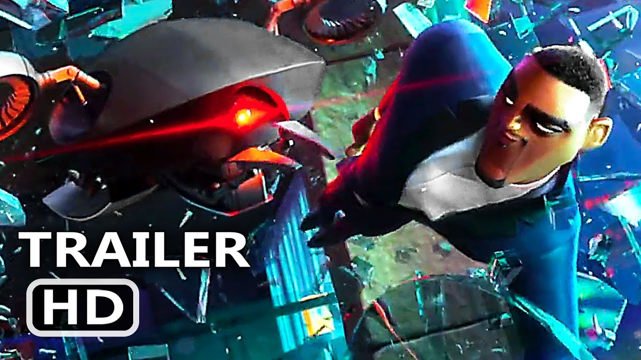 Download SPIES IN DISGUISE Official Trailer # 2 (2019) Will Smith, Tom Holland, Animated Movie HD