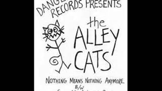 The Alley Cats -  Nightmare City  ( lp