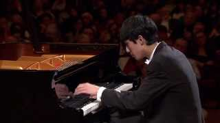 Eric Lu – Prelude in C sharp minor Op. 28 No. 10 (third stage)