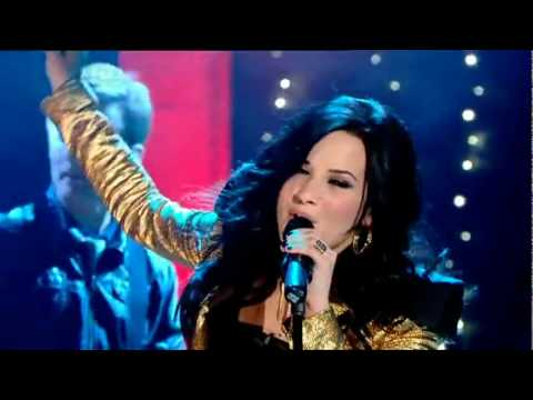 Demi Lovato -  Remember December Live on The Alan Titchmarsh Show UK (HQ)