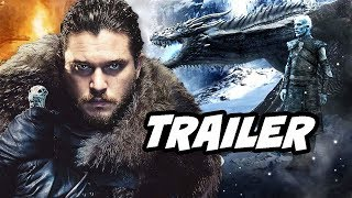 Game Of Thrones Season 8 Official Teaser Trailer and Episode 1 Preview Breakdown