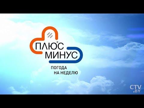 Погода на неделю. 4-10 февраля 2019. Беларусь. Европа. Прогноз СТВ / «Плюс-минус»