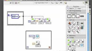 LabVIEW + NXT + Tetrix Part 2: Motors and Watchdog Timers