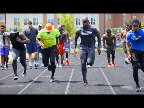 Increase Your Sprint Speed With These 3 Techniques Ft. Vernon Davis