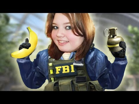 THE HUNGRIEST GIRL IN CSGO