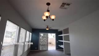 3 bedroom 2.5 bath house with 1977 SF