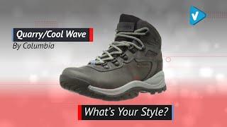 Columbia Women's Newton Ridge Plus Waterproof Hiking Boot, Breathable, High-Traction Grip   Hiking