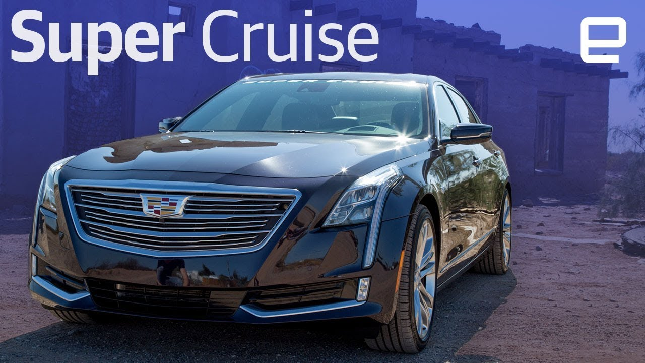 2018 cadillac super cruise. modren 2018 2018 cadillac ct6 with super cruise handson on cadillac super cruise w
