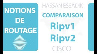 Comparaison  RipV1 vs RipV2 | Darija