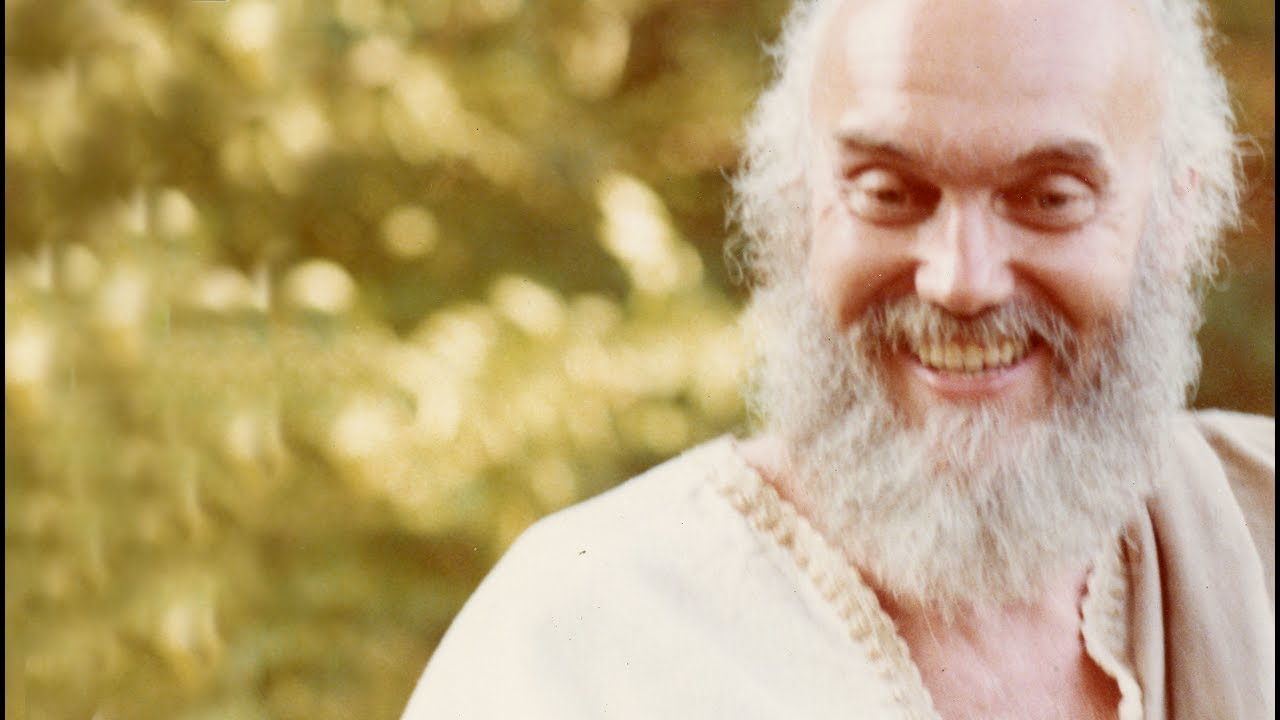 Ram Dass: See the mind just for what it is, just thoughts, just mind.