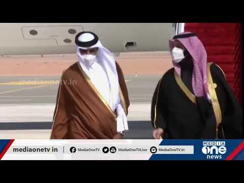 ആ ഒറ്റ 'കെട്ടിപ്പിടിത്ത'ത്തിൽ പെയ്തൊഴിഞ്ഞു പോയ കാർമേഘങ്ങൾ... | Qatar embargo | Saudi