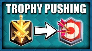 TROPHY PUSHING LIVE 4800+ Trophies | Clash Royale Live Stream