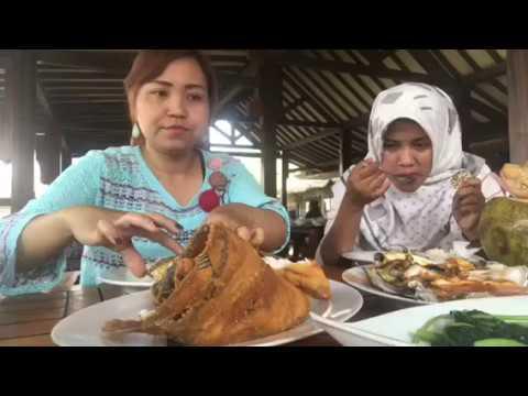 restaurant-kampung-laut-//-makan-seafood//kuliner-semarang
