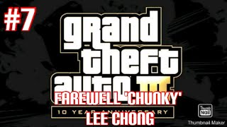 gta 3 android gameplay mission 7 Farewell 'Chunky' lee chong