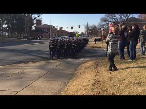 United States Marine Security Guards. Quantico Va!