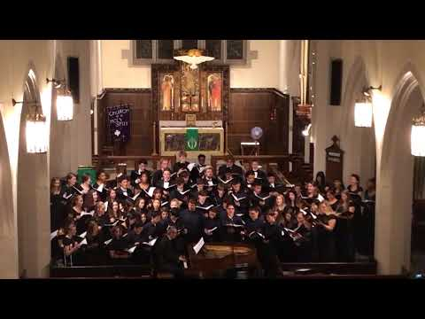 River in Judea (Jack Feldman) - Hamden Hall MS/US Combined Choirs