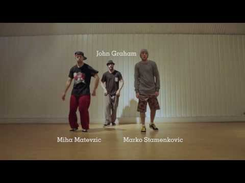 Timbaland ft. Justin Timberlake / Crazy Girl / After class footage!