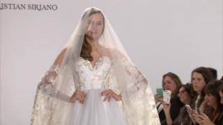 Christian Siriano's Spring 2017 Bridal Collection