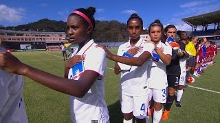 u 17 wnt vs mexico highlights march 6 2016