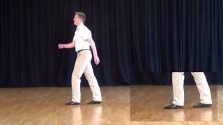 Rumba Basic Step (Grundschritt)