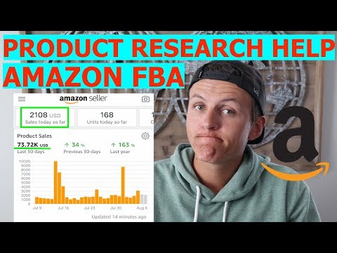 Amazon FBA Product Research Mistakes!! (PLEASE AVOID)