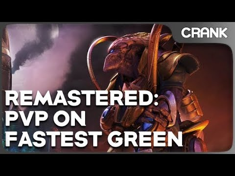 PvP on the Fastest Green - Crank's Variety StarCraft: Remastered