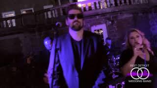 Best Live Detroit Wedding Band - NKG - Treasure Bruno Mars
