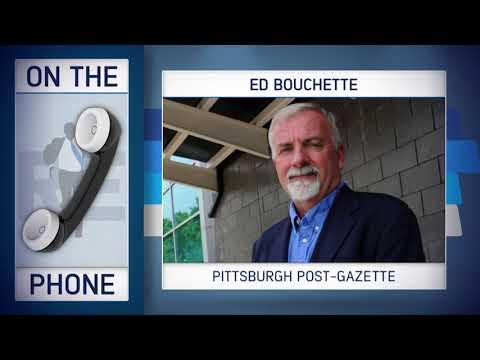 Pittsburgh Post Gazette Ed Bouchette Talks Titans-Steelers TNF Showdown - 11/16/17