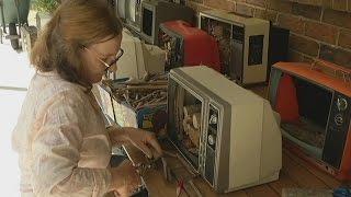 Старые телевизоры превращают в ульи (новости)