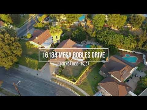 16184 Mesa Robles Dr, Hacienda Heights, CA 91745