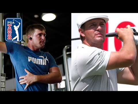 Work out like Bryson DeChambeau