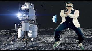 GANGNAM STYLE uyarlaması NASA STYLE #FLATEARTH