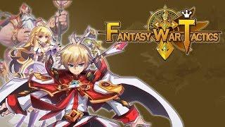 Fantasy War Tactics - Official game trailer