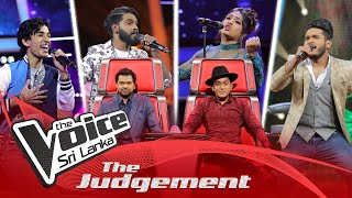 The Judgment | Team BnS Day 06 | The Knockouts | The Voice Sri Lanka Thumbnail