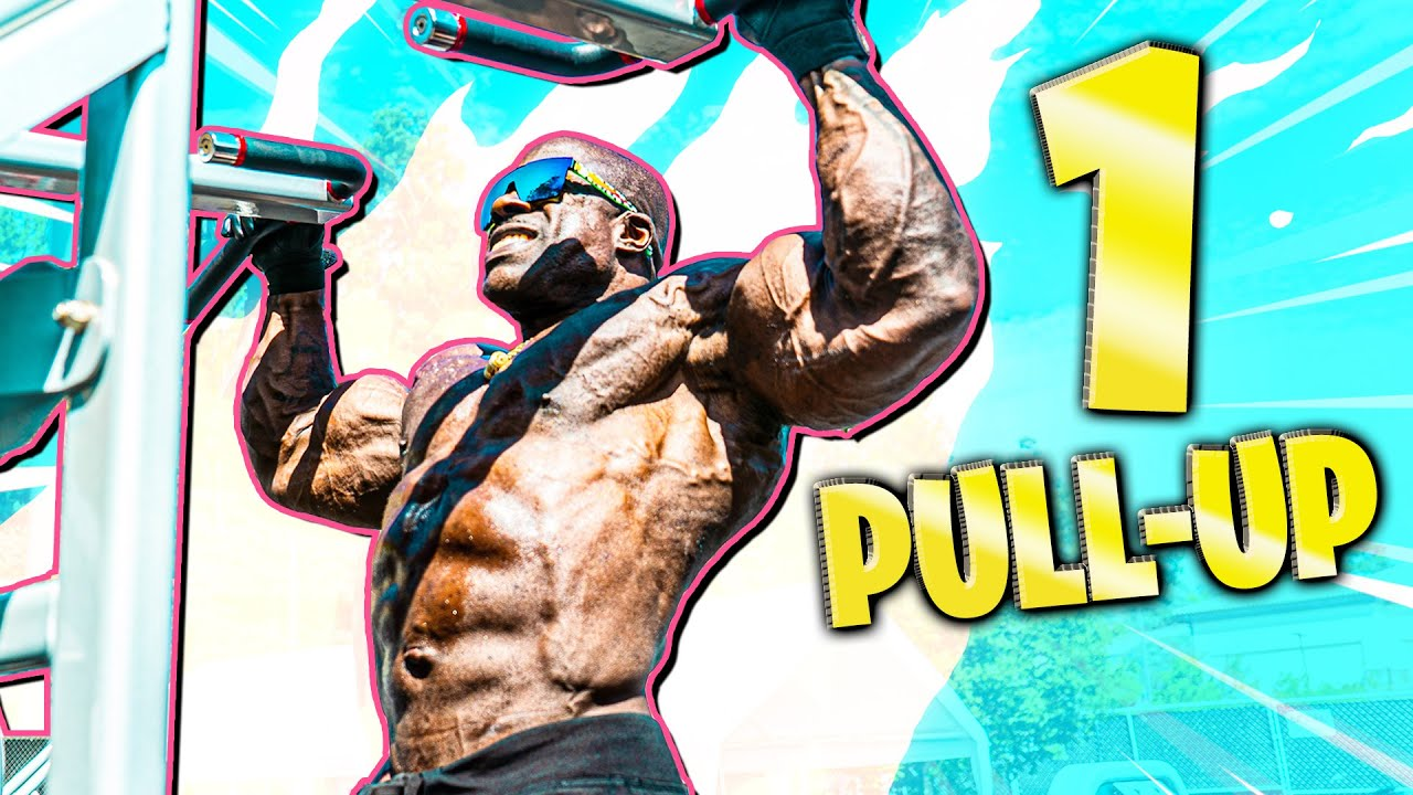 The IMPOSSIBLE Pull-Up Challenge (Can you do one?)