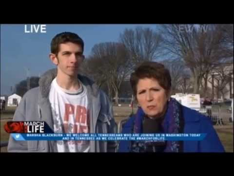 TheCatholicApologist on EWTN - 2015 National March for Life