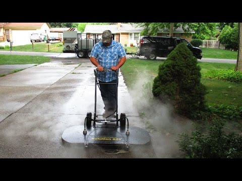 Wheelie Bin Cleaner Pressure Washer with Recycling System all in one. sales@hcsclean.com