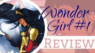 Wonder Girl 1 DC Comics Is THIS Reality