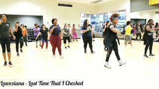 Last Time That I Checked | Nipsey Hussle | Laweziana Dance Fitness | Choreography by Laweziana