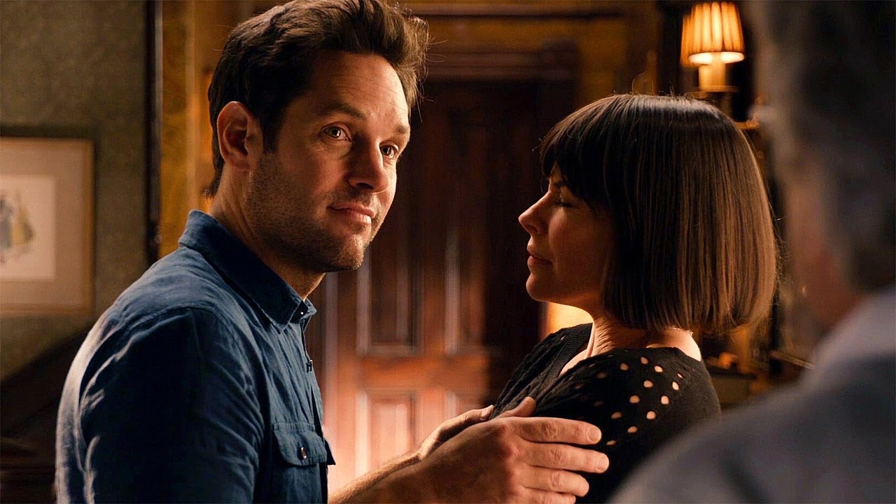 Ant-Man & The Wasp Kiss Scene - Ant-Man (2015) Movie Clip HD - YouTube